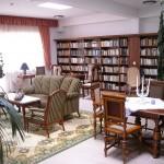 Bibliothek Betreutes Wohnen