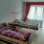 Pflegebereich in Zentralungarn