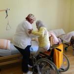 Hilfe älterer Menschen