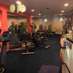 Fitnessbereich Senioren