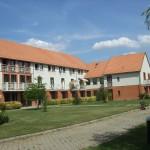 Pflegeheim neben Budapest