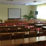 Gemeinschafts Raum in dem Seniorenheim in Bulgarien