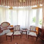 Wohnzimmer für Senioren in Polen