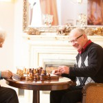 Aktivitäten im Seniorenheim in Polen
