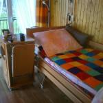 Zimmer im Pflegeheim in Polen