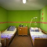 Pflegezimmer im Altenheim in Kroatien
