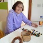 Senioren werden fit gehalten in Bosnien