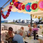 Seniorenresidenz Terrasse Spanien