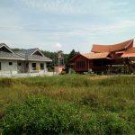 Gesundheitszentrum Bauphase in Thailand