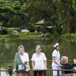 Seniorenheim Umgebung in Thailand