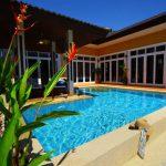 Pool Altersheim in Thailand