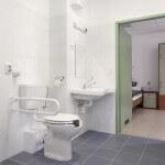 Sanitär im Pflegebereich