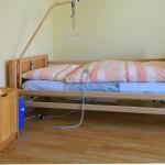 Pflegebett für Senioren