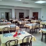 Speisesaal in der Seniorenresidenz