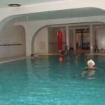 Schwimmbad im Seniorenheim