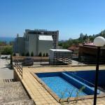 Schwimmbad in dem Seniorenheim in Bulgarien