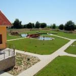 Parkanlage Betreutes Wohnen in Ungarn