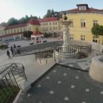 Pflegeheim in schöner tschechischen Stadt