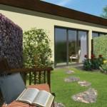 Seniorenresidenz mit eigenem Garten in Tschechien