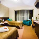 Doppelzimmer in Seniorenresidenz in Polen