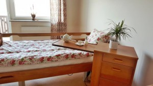 Pflegebett in Tschechien