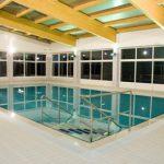 Schwimmen im Seniorenwohnheim