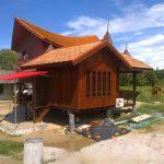 Gesundsheitszentrum Haus in Thailand
