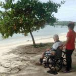 Strand Seniorenheim in Thailand