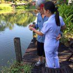 Seniorenheim Freizeit Thailand