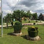 Seniorenheim Zamuda Marija Garten