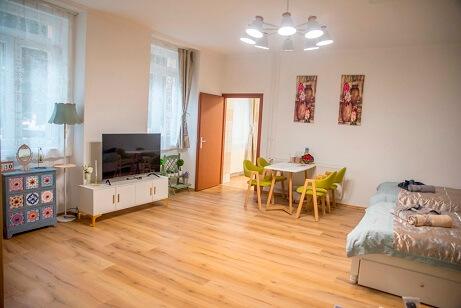 Wohnbereich in Seniorenresidenz am Balaton