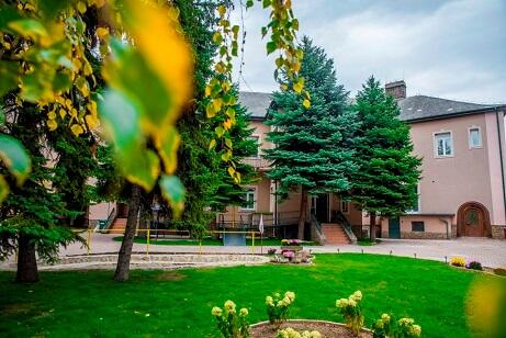 Seniorenhaus in Ungarn