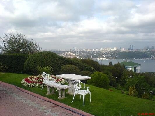 Aussicht Istanbul für deutsche Senioren