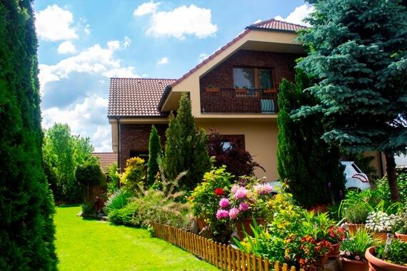 Haus in der Slowakei